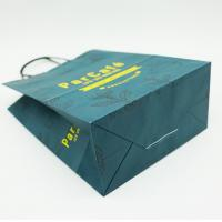 Buy cheap Birthday Kraft Custom Printed Paper Bags With Handles Holiday Party Durable product