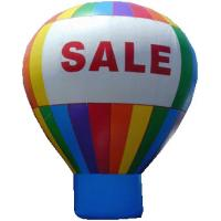China Inflatable balloon, blimp, airship , rooftop balloon, advertising balloon, on sale