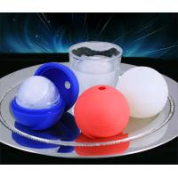 Buy cheap Custom made Silicone ice-sphere mold for Bar product