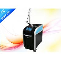 Buy cheap Picosecond Laser Tattoo Removal Machine Q Switched Nd Yag Laser Machine from wholesalers