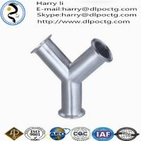 Buy cheap High quantity elbow tee 4-1/2' alloy joint pipe tube pipe fittings tee copper pipe fitting product