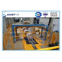 Buy cheap Paper Mill Stretch Film Wrapping Machine , Paper Roll Handling Equipment Large Capacity product