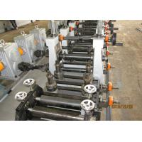 Buy cheap Foshan Stainless Steel Tube Mill Steel Machine Industrial Pipe Making Machine product