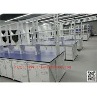 China Chemical Lab Cabinetr / Clean Room Lab Table Price / Steel Benches Manufacturer on sale