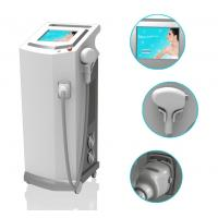China Professional 808nm Diode Laser Hair Removal Machine / Equipment for chest , back , legs wholesale