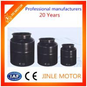 Buy cheap Round Hydraulic Oil Tank , 2 Gallon Hydraulic Reservoir Tank For Dock Leveler Motor product