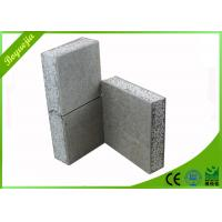 Buy cheap Sound Insulation EPS Cement Wall Panel , Insulated Sandwich Panels product