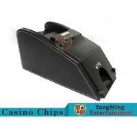 Buy cheap Intelligent Automatic Black Jack Shoes For Baccarat Gambling Can Send Cards product