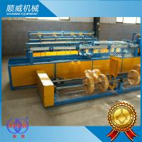 Full Automatic Chain Link Fence Making Machine / Weaving Diameter 1.4mm - 5.0mm