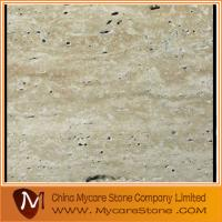 Buy cheap offer beige travertine tiles product