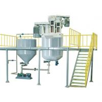 Buy cheap Industrial  powder stainless steel Tank Agitator Mixer, tank agitation with high speed product