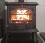 Buy cheap 18kw wood burning stoves x-18-1 product