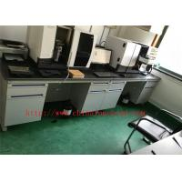 Buy cheap Steel Wood Lab Bench Manufacturer | Lab Side bench Supplier | Lab Central Bench Price product