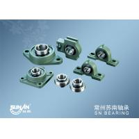 Buy cheap Chrome Steel GCR15 Insert Ball Bearing Unit For Electronic Toys product
