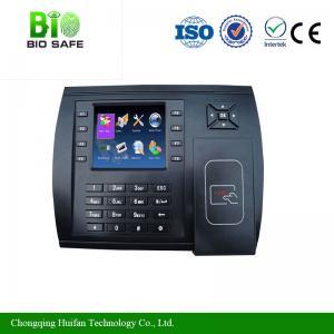 Limpeza dos leitores de cartão do MERGULHO do furto do ATM da máquina do comparecimento do tempo do cartão da identificação (cartão HF-S600)