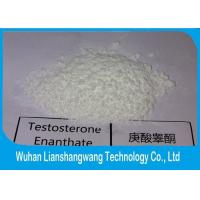 Buy cheap Anabolic Steroid  99% min Testosterone Enanthate testoviron depot white powder CAS 315-37-7 product
