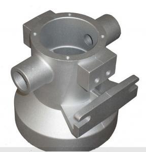 corpo de válvula de alumínio automotivo ASTM/SAE/ISO dos componentes das carcaças de areia