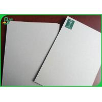 China 2MM 2.25MM Recycled Pulp Style Hard Straw Board For Making Calendar Or Photo Frame on sale