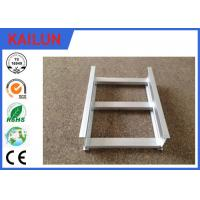 Buy cheap 100MM Width Waterproof Extrusion Aluminum I Beam Profile for Cable Tray Easy Installed product