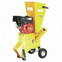 Buy cheap 3-1/2-inch Gasoline Garden Shredder with 389cc Displacement and 13HP Power product