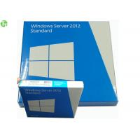 Buy cheap Windows Server 2012 Standard Retail Version Server 2012 R2 OEM Full Version from wholesalers