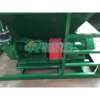 China Drilling mud centrifugal pump used as feeding pump, transform pump and mixing pump on sale