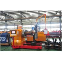 Buy cheap 5 Axis  Plasma Cutting Machines ,  c And c Plasma Cutter CNC Metal Pipe Profile product
