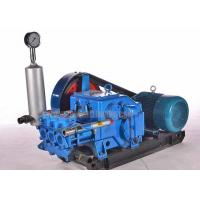 Buy cheap High Pressure Triplex Drilling Mud Pump with Diesel / Hydraulic / Electric Powered product