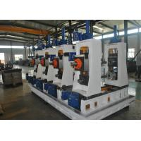 China Full Automatic Square Tube Mill / Carbon Steel Welded Pipe Mill on sale