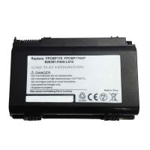 Buy cheap FPCBP176 FUJITSU LifeBook AH550 Battery , 14.4V 4400mAh Laptop Battery product