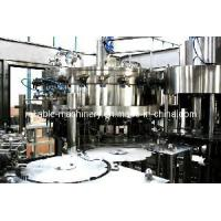 Buy cheap Balanced Automatic Pet Bottled Soft Drink Filling Machine (CGFA18-18-6) product
