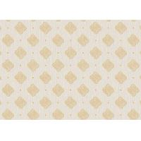 Embossed Pvc Contemporary Wall Coverings , Four Leaf Home Floral Wallpaper For
