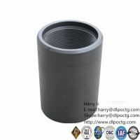 Buy cheap API 5B Seamless with connect pipe tubing coupling EUE/NUE gas used stainless steel Internal Tubing coupling from wholesalers