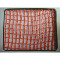 Buy cheap HDPE Agricultural Crop Plant Protection Netting , Red Uv Treated Anti Wind Net product