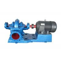 China Single Stage Double Mechanical Seal Centrifugal Slurry Pump With Flushing on sale