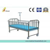 Double Crank Hospital Children Bed / Manual Hospital Bed For Child , ALS-BB009