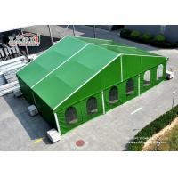 Buy cheap A Frame Portable Airplane Hangar Sidewalls With Flame Retardant product