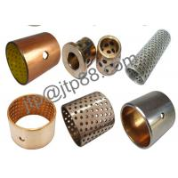 Buy cheap Machinery Parts EX DH SK Excavator Bucket Pins And Bushing Heat Treatment product