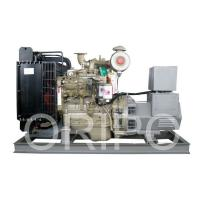 Buy cheap Low fuel Consumption! With Brand new Cummins 4BT3.9-G2 engine Diesel Generator 30kva product
