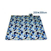 Buy cheap 2 - 4 Men Use Foldable Picnic Mat 200*150CM For Camping / Travelling product