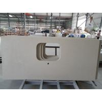 Buy cheap Duplicate any color according custom's sample Solid Stone Countertops product