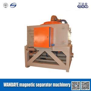 Équipement de forte intensité de séparation magnétique pour le minerai non métallique