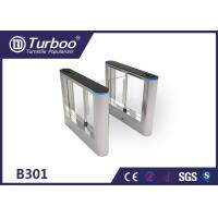 Buy cheap Anti - Temperature Optical Barrier Turnstiles Novel And Beautiful Design product
