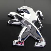 Buy cheap Peugeot Car Logo Sign Maker Plastic Chrome Dealership Advertising Diy Chinese from wholesalers
