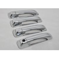 Quality Dodge RAM 1500 4 Door 2009 - 2013 Chrome Auto Accessories Door Handle Covers for sale