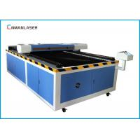 Buy cheap Automatic CO2 Glass Laser Tube 1325 Wood  Laser Cutting Machine With 4*8 Feet Platform from wholesalers