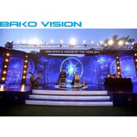 Buy cheap Die-casting Aluminum LED Panel for Advertising 500*500mm Indoor/Outdoor Rental LED Display product
