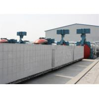 Quality Light Weight Brick Autoclaved Aerated Concrete Production Line Fly Ash Block for sale