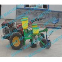 Buy cheap grain corn precision planter working with walking tractor,corn seeder 2 rows product