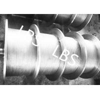 Buy cheap Wire Rope Quadruple Reel / Quadruple Drum For Wall Cleaning Machine product